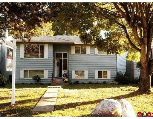 Main Photo: 13672 BLACKBURN Ave: White Rock House for sale (South Surrey White Rock)  : MLS®# F2627217
