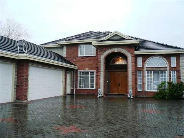 Main Photo: 4100 Williams Road in Richmond: Steveston North House for sale : MLS®# V835938
