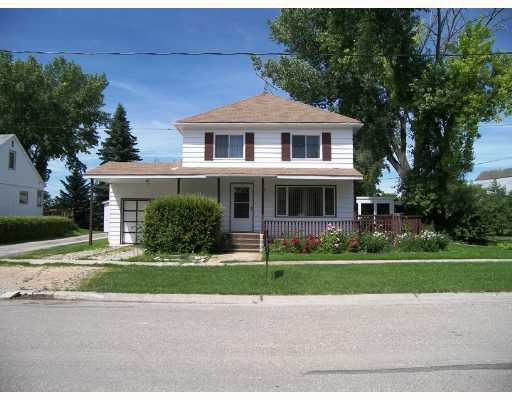 Main Photo: 5 BARIL Street in ST JEAN: Manitoba Other Single Family Detached for sale : MLS®# 2711677