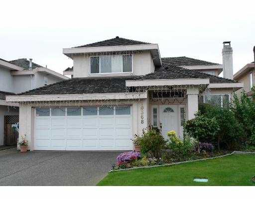 Main Photo: 10368 HALL Avenue in Richmond: West Cambie House for sale : MLS®# V672957