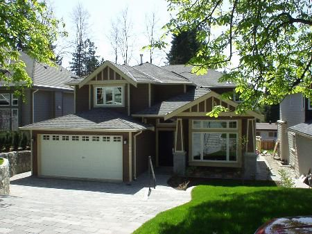 Main Photo: : House for sale (Upper Lonsdale)  : MLS®# V 558040