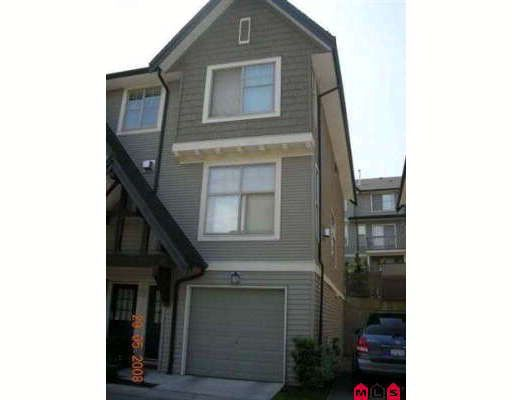 "Main Photo: 28 15152 62A Avenue in Surrey: Sullivan Station Townhouse for sale in ""UPLANDS"" : MLS®# F2816120"