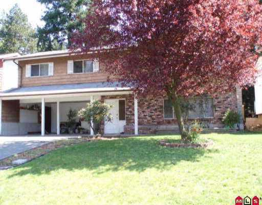 """Main Photo: 3052 MOUAT Drive in Abbotsford: Abbotsford West House for sale in """"Monat"""" : MLS®# F2701426"""