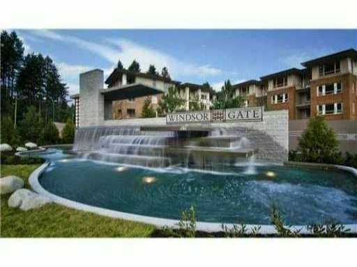 """Main Photo: #312-3105 Lincoln Ave. in Coquitlam: New Horizons Condo  in """"Larkin House"""" : MLS®# V843821"""