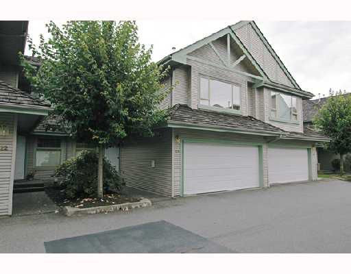 """Main Photo: 23 1255 RIVERSIDE Drive in Port_Coquitlam: Riverwood Townhouse for sale in """"RIVERWOOD GREEN"""" (Port Coquitlam)  : MLS®# V671069"""
