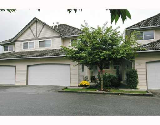 "Main Photo: 56 758 RIVERSIDE Drive in Port Coquitlam: Riverwood Townhouse for sale in ""RIVERLANE ESTATES"" : MLS®# V669347"
