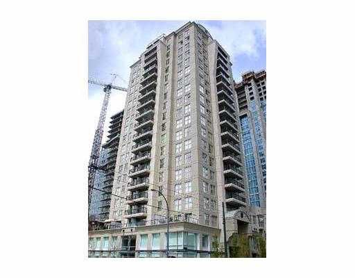 """Main Photo: 1702 989 RICHARDS Street in Vancouver: Downtown VW Condo for sale in """"MONDRIAN ONE"""" (Vancouver West)  : MLS®# V686827"""