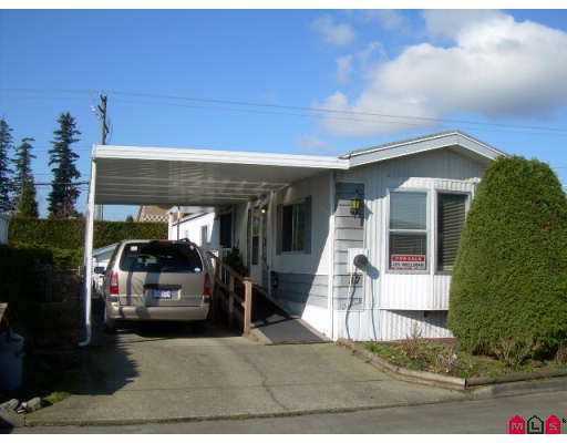 """Main Photo: 37 8670 156TH Street in Surrey: Fleetwood Tynehead Manufactured Home for sale in """"WESTWOOD"""" : MLS®# F2806138"""