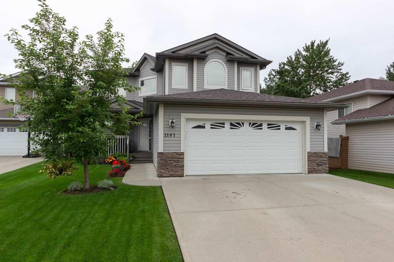 Main Photo: 1161 WESTERRA Link: Stony Plain House for sale : MLS®# E4165347
