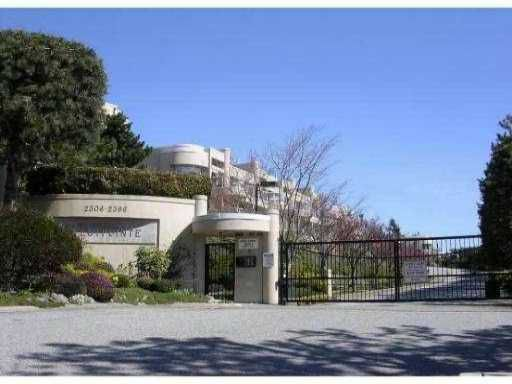 """Main Photo: 2375 FOLKESTONE WY in West Vancouver: Panorama Village Condo for sale in """"WESTPOINTE"""" : MLS®# V867303"""