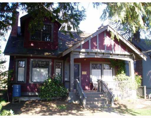 Main Photo: 113 FIFTH Avenue in New_Westminster: Queens Park House for sale (New Westminster)  : MLS®# V660149