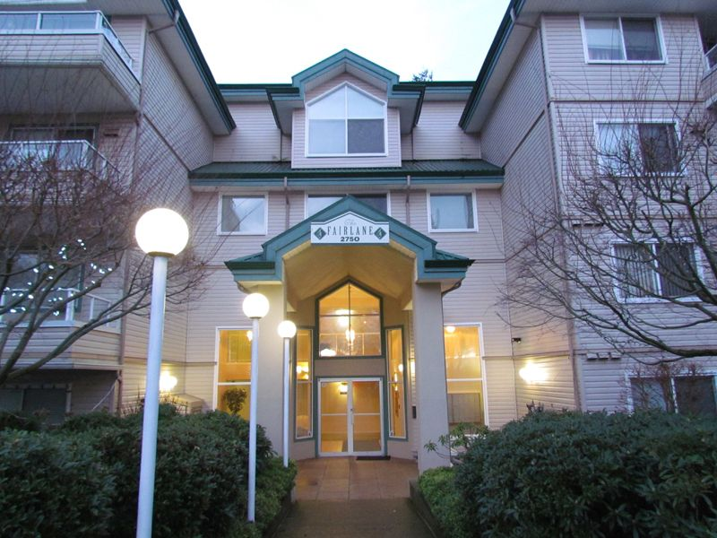"Main Photo: #224 2750 FAIRLANE ST in ABBOTSFORD: Condo for rent in ""THE FAIRLANE"" (Abbotsford)"