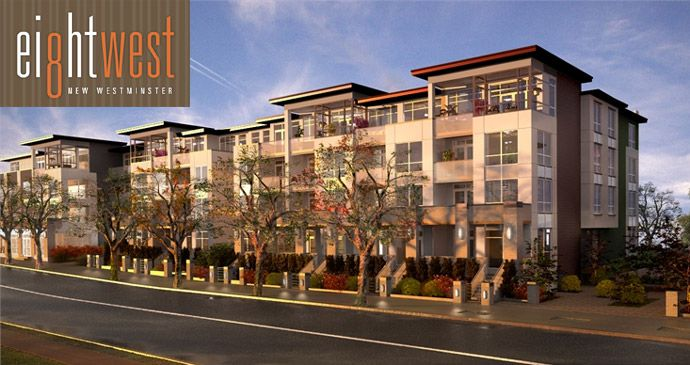 Main Photo: 405 55 8th Avenue in New Westminster: GlenBrooke North Condo for sale
