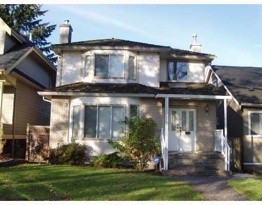 Main Photo: 283 W 22ND Avenue in Vancouver: Cambie House for sale (Vancouver West)  : MLS®# V676464