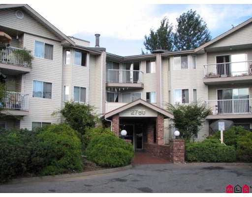 "Main Photo: 106 2780 WARE Street in Abbotsford: Central Abbotsford Condo for sale in ""CHELSEA HOUSE"" : MLS®# F2806103"