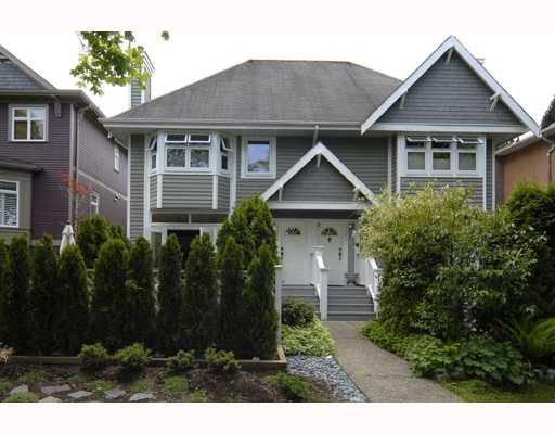 Main Photo: 1960 W 11TH Avenue in Vancouver: Kitsilano Townhouse for sale (Vancouver West)  : MLS®# V711492