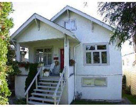 Main Photo: V506755: House for sale (Capitol Hill)  : MLS®# V506755