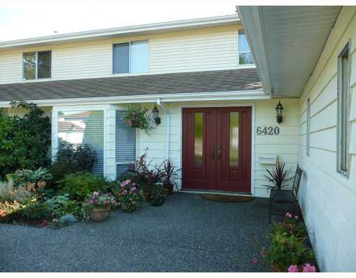 Main Photo: 6420 WILLIAMS Road in Richmond: Woodwards House 1/2 Duplex for sale : MLS®# V670127