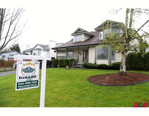 Main Photo: 21256 89TH Avenue in Langley: Walnut Grove House for sale : MLS®# F2709211