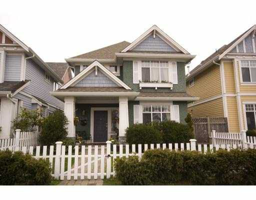 Main Photo: 4391 BAYVIEW Street in Richmond: Steveston South House for sale : MLS®# V697778