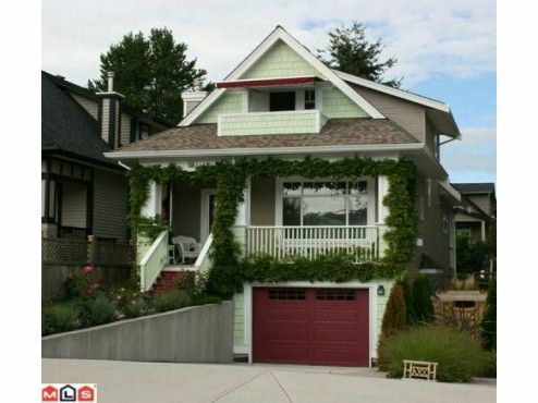 """Main Photo: 15487 GOGGS AV: White Rock House for sale in """"SOUTHLANDS"""" (South Surrey White Rock)  : MLS®# F1023920"""