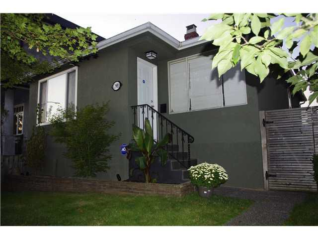 Main Photo: 2591 DUNDAS ST in Vancouver: Hastings East House for sale (Vancouver East)  : MLS®# V910166