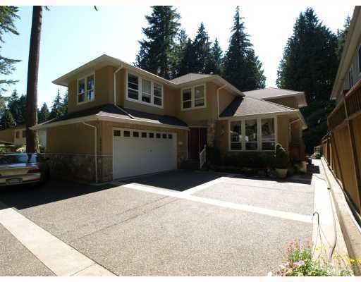 Main Photo: 4939 Capilano Road in North Vancouver: Canyon Heights NV House for sale : MLS®# V775746