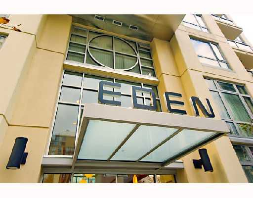 "Main Photo: 1104 1225 RICHARDS Street in Vancouver: Downtown VW Condo for sale in ""EDEN"" (Vancouver West)  : MLS®# V667304"