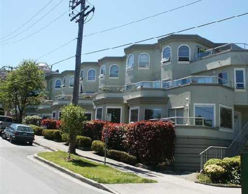 """Main Photo: 2307 ALDER Street in Vancouver: Fairview VW Condo for sale in """"ALDERWOOD PLACE"""" (Vancouver West)  : MLS®# V669689"""