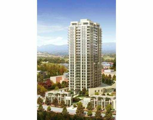 Main Photo: 809 2979 GLEN Drive in Coquitlam: North Coquitlam Condo for sale : MLS®# V681860