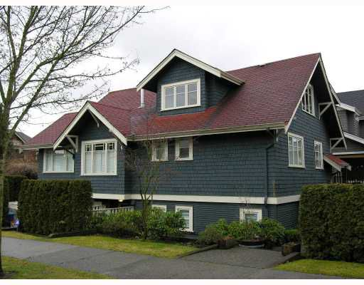 Main Photo: 3018 COLUMBIA Street in Vancouver: Mount Pleasant VW Townhouse for sale (Vancouver West)  : MLS®# V682762
