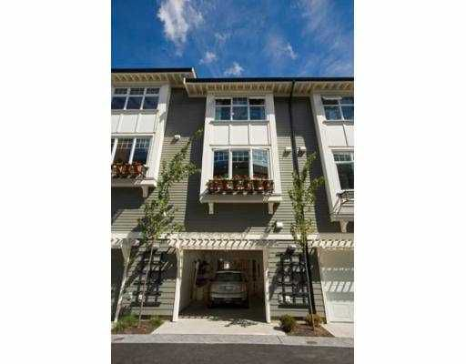 """Main Photo: 1722 E 20TH Ave in Vancouver: Victoria VE Townhouse for sale in """"STORIES"""" (Vancouver East)  : MLS®# V602262"""