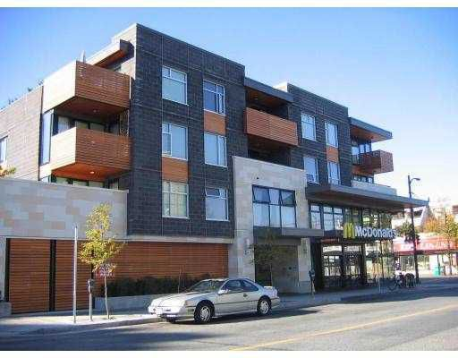"Main Photo: 310 2525 BLENHEIM Street in Vancouver: Kitsilano Condo for sale in ""THE MACK @ BLENHEIM"" (Vancouver West)  : MLS®# V706955"