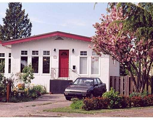 Main Photo: 10711 SKAGIT DR in Richmond: Steveston North Townhouse for sale : MLS®# V535897