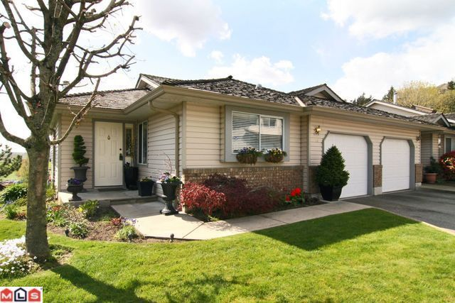 Main Photo: # 21 2023 WINFIELD DR in Abbotsford: Abbotsford East Townhouse for sale : MLS®# F1009535