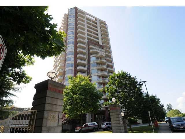 Main Photo: 1101 738 Farrow Street in Coquitlam: Coquitlam West Condo for sale : MLS®# V924152