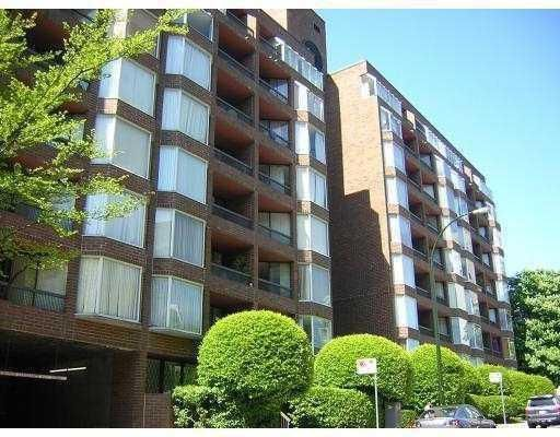 Main Photo: # 714 1333 HORNBY ST in Vancouver: Downtown VW Condo for sale ()  : MLS®# V763966