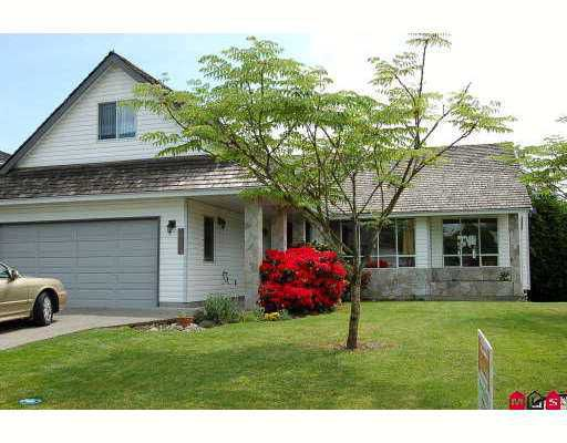 "Main Photo: 18610 62ND Avenue in Surrey: Cloverdale BC House for sale in ""EAGLE CREST"" (Cloverdale)  : MLS®# F2714523"