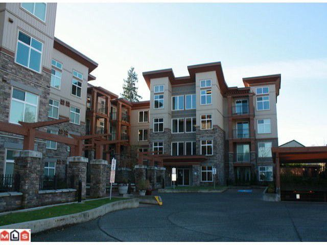 "Main Photo: # 410 10237 133RD ST in Surrey: Whalley Condo  in ""ETHICAL GARDENS"" (North Surrey)  : MLS®# F1116224"