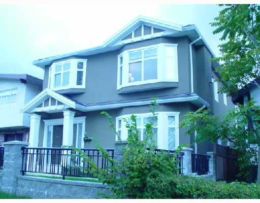 Main Photo: 2738 E 26TH Avenue in Vancouver: Renfrew Heights House for sale (Vancouver East)  : MLS®# V672011