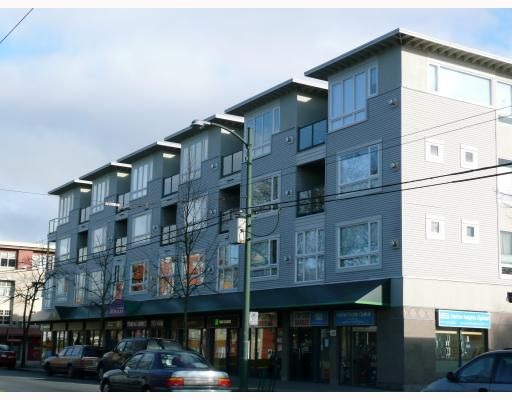 """Main Photo: 207 3590 W 26TH Avenue in Vancouver: Dunbar Condo for sale in """"DUNBAR HEIGHTS"""" (Vancouver West)  : MLS®# V676580"""