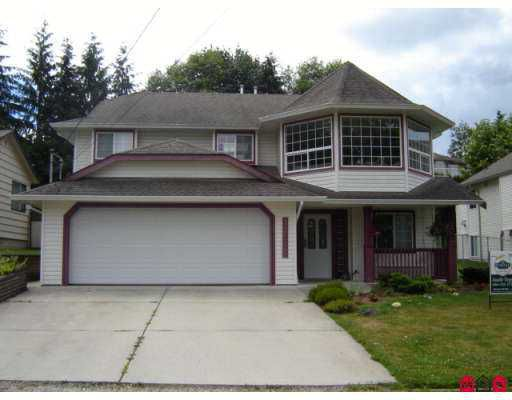 Main Photo: 33146 CHERRY AV in Mission: Mission BC House for sale : MLS®# F2617206