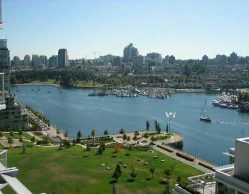 """Main Photo: 1603 638 BEACH Crescent in Vancouver: False Creek North Condo for sale in """"ICON"""" (Vancouver West)  : MLS®# V635412"""