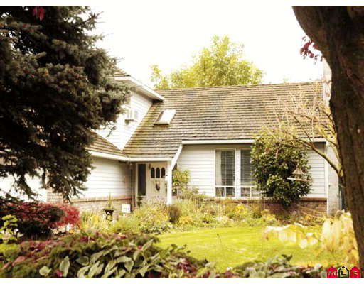 Main Photo: 2349 CAMERON in Abbotsford: Abbotsford East House for sale : MLS®# F2726766