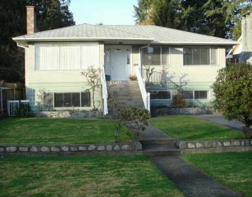 Main Photo: 1336 DOVERCOURT Road in North Vancouver: Lynn Valley House for sale : MLS®# V630396