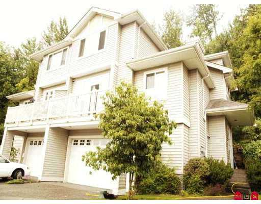 "Main Photo: 8 36099 MARSHALL Road in Abbotsford: Abbotsford East Townhouse for sale in ""The Uplands"" : MLS®# F2715478"