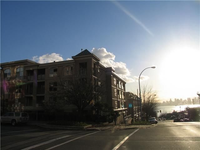 """Main Photo: # 228 332 LONSDALE AV in North Vancouver: Lower Lonsdale Condo for sale in """"Calypso"""" : MLS®# V860159"""