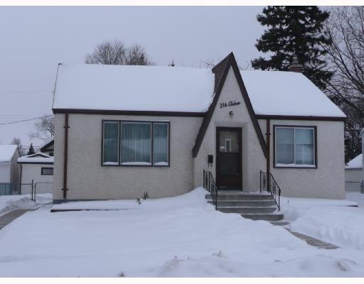 Main Photo: 256 CHELSEA Avenue in WINNIPEG: East Kildonan Residential for sale (North East Winnipeg)  : MLS®# 2720561