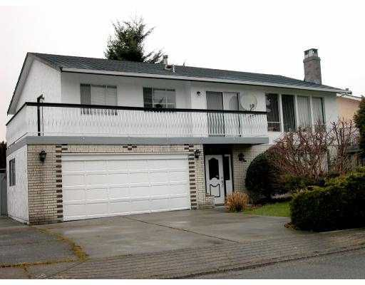 Main Photo: 8711 SIERPINA Drive in Richmond: Saunders House for sale : MLS®# V683632