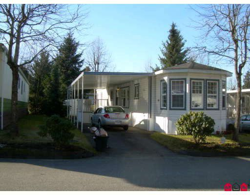 """Main Photo: 101 7850 KING GEORGE Highway in Surrey: East Newton Manufactured Home for sale in """"Bear Creek Glen"""" : MLS®# F2804576"""